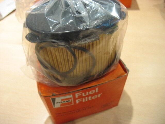 PEUGEOT 306 1.9D Fuel Filter 98 to 02 C8827 Fram 190648 190649 1906A9 949238 New
