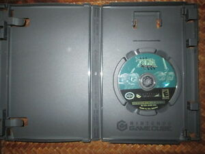 ***NINTENDO GAMECUBE ZELDA FOUR SWORDS ADVENTURE DISC W/BOX!!!**