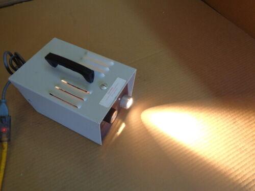 K&S Fiber 33700-6005-000 Fiber Optic Illuminator Light Source