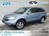 2011 Honda CR-V EX-L THREE MONTHS NO PAYMENTS