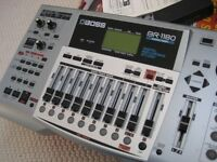 Boss BR1180 digital multi track recorder