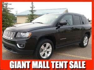 2016 Jeep Compass High Altitude    ** LEATHER -SUNROOF **