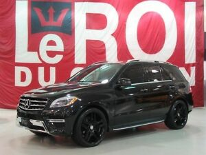 Mercedes-Benz Classe-M ML350 BlueTEC AMG AIR SUS 2015
