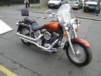 1997 Harleydavidson softail 1350cc