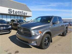 2012 RAM 1500 Sport 4x4 HEMI!  COMMAND START!  TOW PACKAGE!