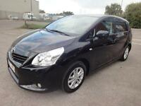 LHD 2012 Toyota Verso 7 Seat Icon 1.6 Petrol 5Door. SPANISH REGISTERED