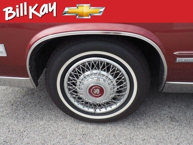 Image 7 Voiture Américaine de collection Cadillac Eldorado 1983