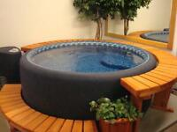 Softub Hot Tub  Now Available as low as 89$ per month