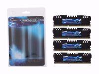 16 gb g.skill ram F3-17000CL9Q-16GBZH