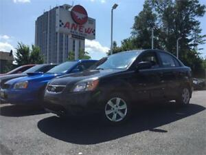 2011 Kia Rio EX Convenience |141km |CERTIFIED| AC Blows Ice Cold