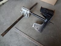 Snowblower Auger Gearbox Assembly