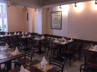 EXPERIENCED WAITER, WAITRESS, BARISTA & HOSTESS REQUIRED FOR ITALIAN RESTAURANT