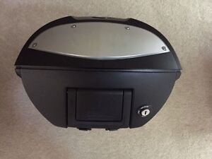 BMW RT1200 Top Case and Tank Bag