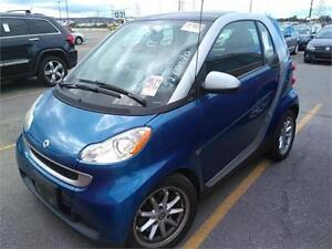 2008 SMART FORTWO PASSION *PADDLE SHIFT,GLASS ROOF,GAS SAVER!!!*