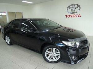2011 Toyota Camry ASV50R Atara SX Black 6 Speed Automatic Sedan Parramatta Park Cairns City Preview