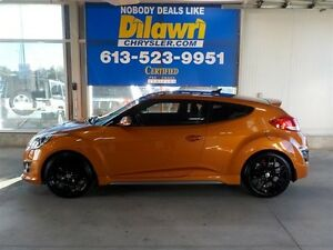 2015 Hyundai Veloster TURBO WITH TECK PKG