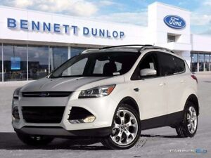 2014 Ford Escape Titanium-Moon Roof-Nav-Automated Parking System
