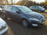 2007 ford mondeo 2.0 diesel manual breaking for spares and repairs call parts thanks