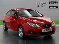 2011 SEAT Ibiza 1.4 Se Copa 3Dr Hatchback Petrol Manual