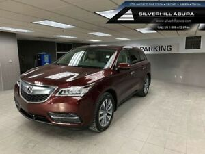 2016 Acura MDX Nav Pkg SH-AWD *2 Sets of Tires*