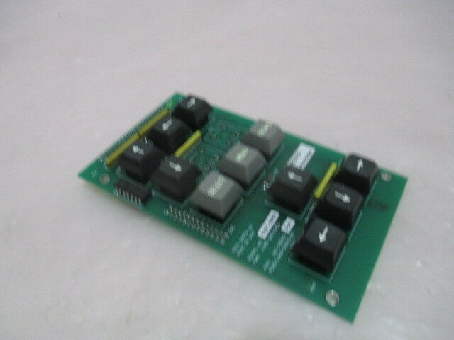 TECH INSTR CO. 260-00033-AA Rev.D, Keyboard Switches PCB, 660-00033-01. 416763
