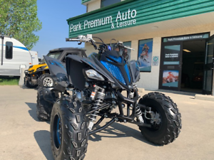 WEEKEND SPECIAL !LIKE NEW 2017 YAMAHA RAPTOR 700 SPECIAL EDITION