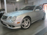 2005 Mercedes-Benz CL-Class CL 500 *** AMG WHEELS *** !!! NAVIGA