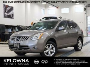 2008 Nissan Rogue SL AWD w/Leather Package