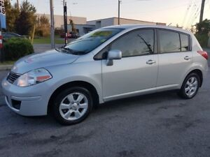 2009 Nissan Versa 1.8 SL, AUTOMATIC, POWER GROUP, ALLOYS, ONLY 8
