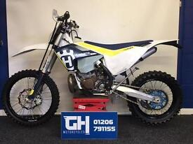 2017 HUSQVARNA TE250   VERY GOOD CONDITION   38 HOURS   850 MILES   1 OWNER