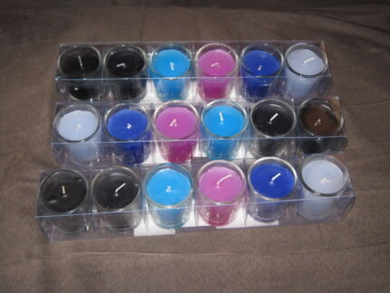 3 Packs of 6 Votive Candles Hamersley Stirling Area Preview