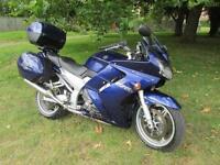 Yamaha FJR1300 TOURING MOTORCYCLE
