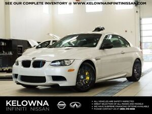 2012 BMW M3 Convertible RWD w/ MDrive & Executive