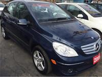 2006 Mercedes B 200-CERTIFIED & E TESTED- WE FINANCE