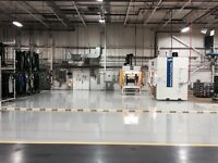 Industrial Epoxy Flooring Polished Concrete & Painting