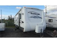 2008 Forest River Salem 31QBSS Asking $15,999