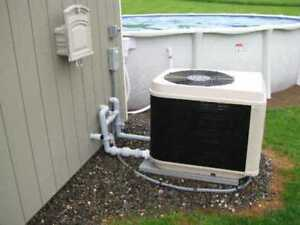 Réparation Thermopompe de piscines – Pool Heat Pump Repair