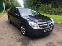 2006 VAUXHALL VECTRA 1.9CDTI IDEAL SIZED FAMILY CAR AMAZING ON DIESEL 6 SPEED FULL LEATHER