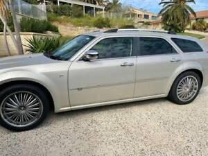 2009 Chrysler 300c Crd Touring 5 Sp Automatic 4d Wagon