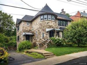Large and spacious upper duplex for rent adjacent to Westmount