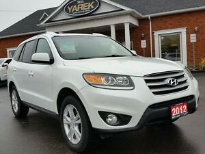2012 Hyundai Santa Fe GL Sport FWD, Sunroof, Heated Seats, Bluet