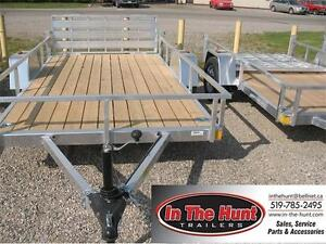 2017 6.5X12 Rance Rough Rider Landscape Trailer London Ontario image 1