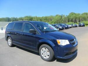 GREAT DEAL! LOW MILEAGE! 2012 Dodge Grand Caravan SXT