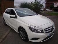 63 MERCEDES A CLASS A200 CDI SPORT DIESEL *LEATHER* £30 ROAD TAX /PAN ROOF/