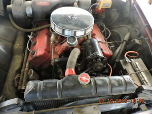 1957 CHRYSLER FIREPOWER 392 HEMI  ENGINEWITH AUTOMATIC