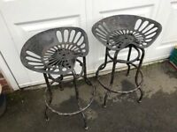 INDUSTRIAL SEATING/KITCHEN/STOOLS