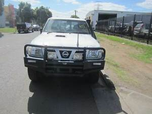 Nissan Patrol Y61 3L TURBO DIESEL ST WAGON 2002 WRECKING Brooklyn Brimbank Area Preview