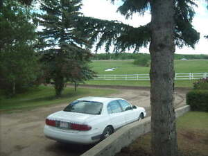 2000 buick lesabre limited good mechanical conditionl