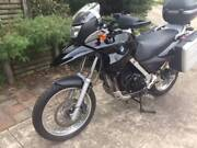 BMW G650GS 2009 Castle Hill The Hills District Preview
