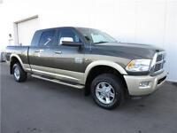 2012 Ram 3500 MEGA Cab Laramie Longhorn Diesel Loaded! $342 BW